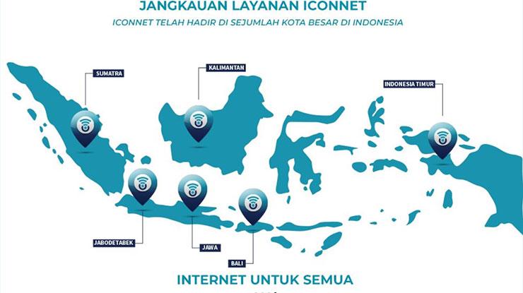 Cek Area Coverage Iconnect PLN