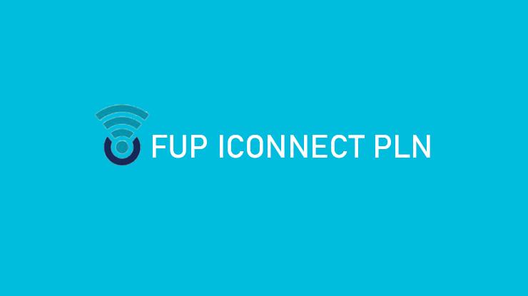 FUP Iconnect PLN Paket Internet Only Internet TV