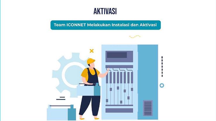 Jadwal Instalasi Perangkat Iconnect PLN