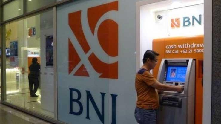 Lewat ATM BNI
