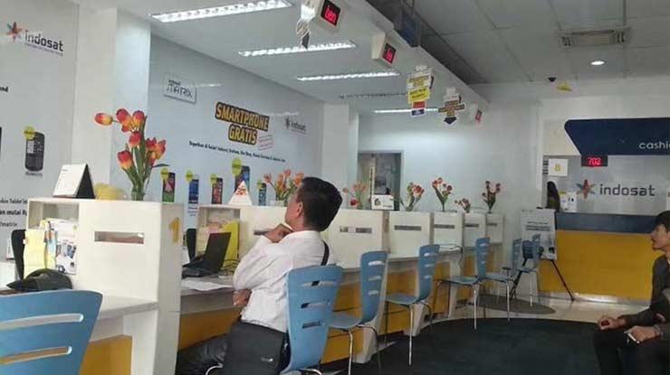 Lewat Kantor GIG Indosat