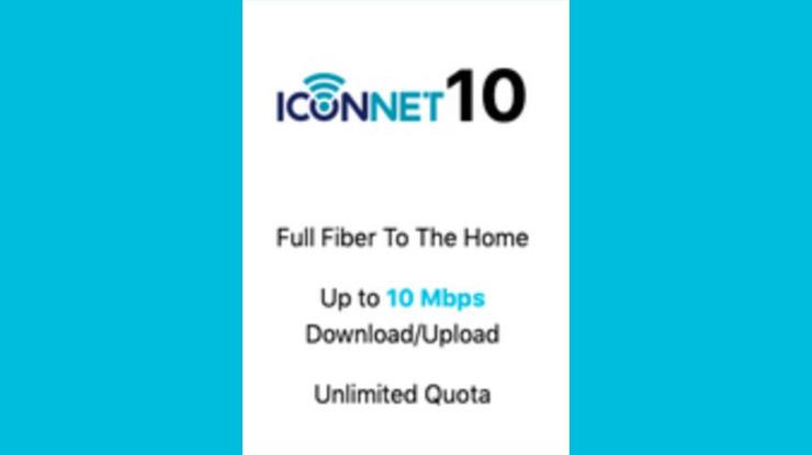 Harga Paket Iconnect 10