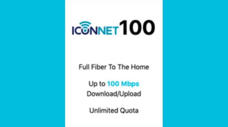 Paket Iconnect 100