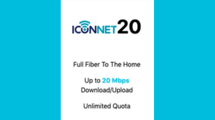 Harga  Paket Iconnect 20