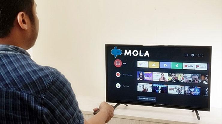 Solusi Mola TV Error di STB MyRepublic