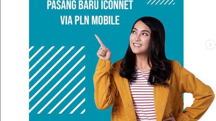 Tarif Daftar Iconnect via Aplikasi PLN Mobile