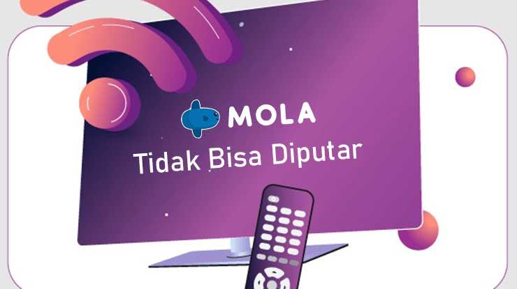 Tidak Bisa Putar Mola TV di STB MyRepublic
