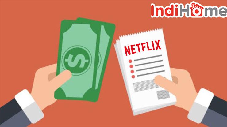 Alasan Membatalkan Paket Langganan Netflix di Indihome