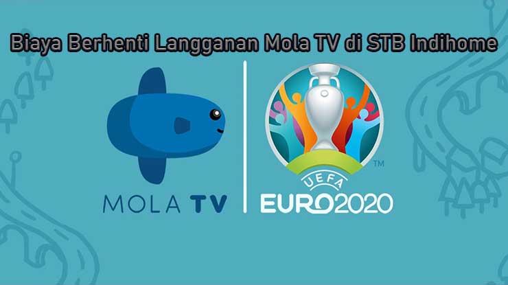 Biaya Menonaktifkan Paket Mola TV di Indihome