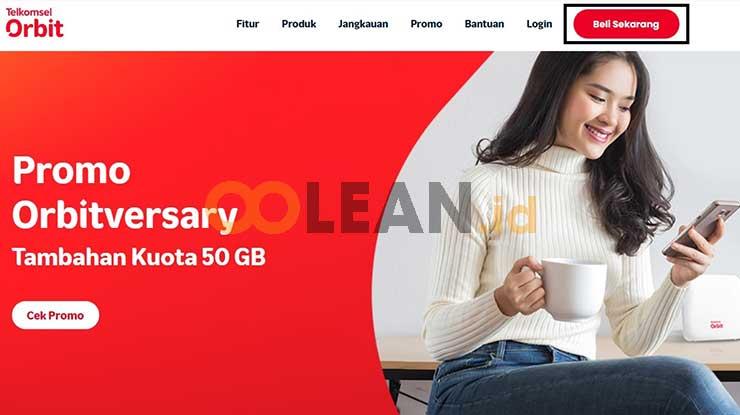 Buka Situs MyOrbit Telkomsel