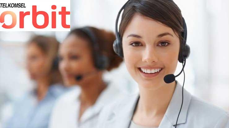 Call Center Orbit Telkomsel