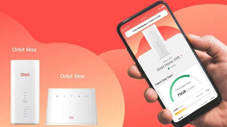 Cara Ganti Nama Wifi Orbit Telkomsel