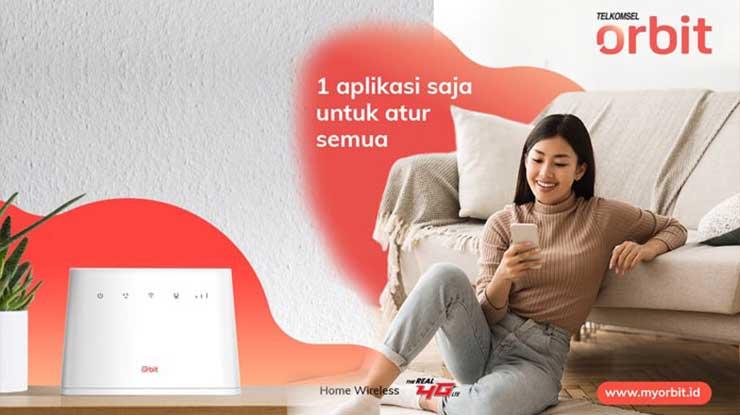 Cara Isi Kuota Orbit Telkomsel Lewat Aplikasi