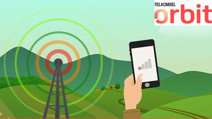 Cara Mengajukan Jaringan Orbit Telkomsel