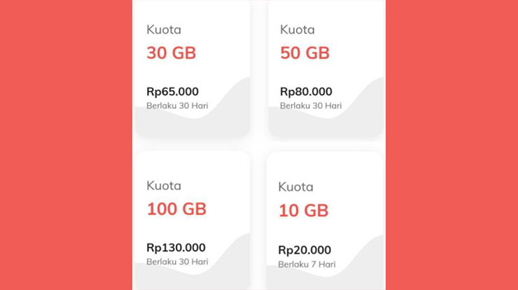 Harga Paket Internet Orbit Telkomsel