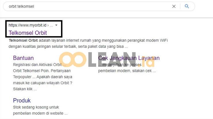 Kunjungi Situs Orbit Telkomsel