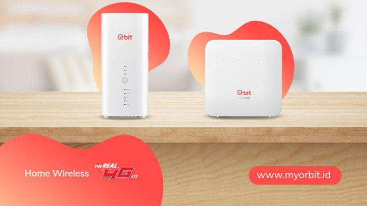 Review Orbit Telkomsel