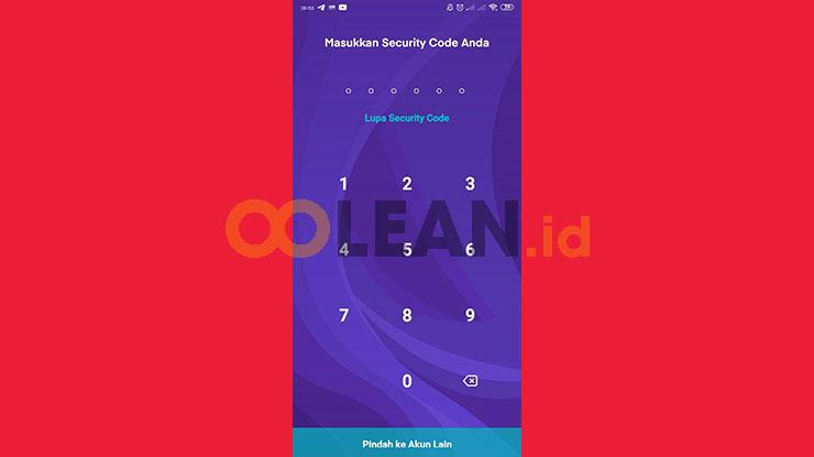 Buka Aplikasi OVO 1