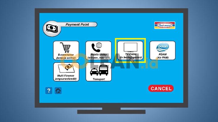 Pilih TV Cable