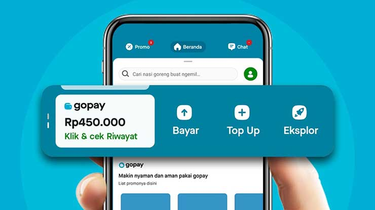 Syarat Membayar Biaya Langganan Biznet Pakai GoPay