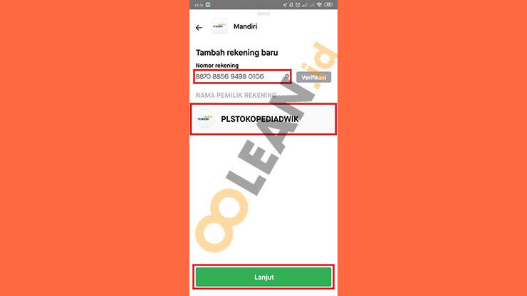 Tempel Nomor Virtual Account Bayar Tagihan MNC Play Pakai GoPay