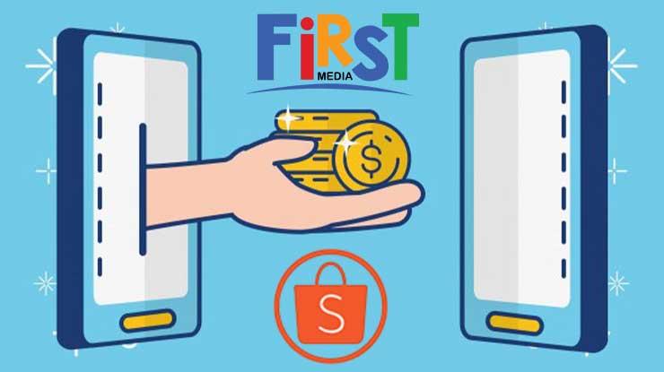 Biaya Layanan Bayar First Media Pakai ShopeePay Later