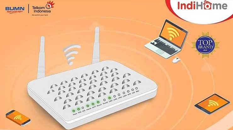 Cara Mengatasi Wifi Indihome Error Reset Sendiri