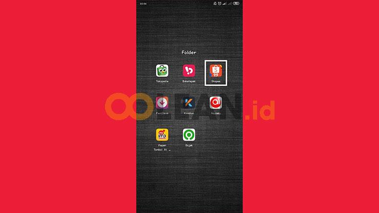 Jalankan Aplikasi Shopee 3