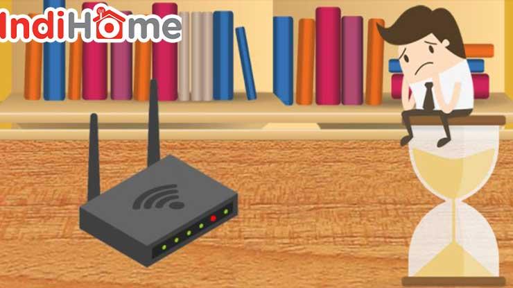 Penyebab Wifi Indihome Mulai Ulang Sendiri
