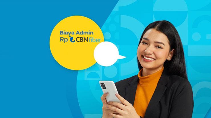 Tarif Layanan Bayar CBN Fiber via GoPay
