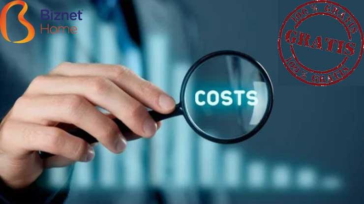 Biaya Admin Bayar Biznet via BCA Mobile