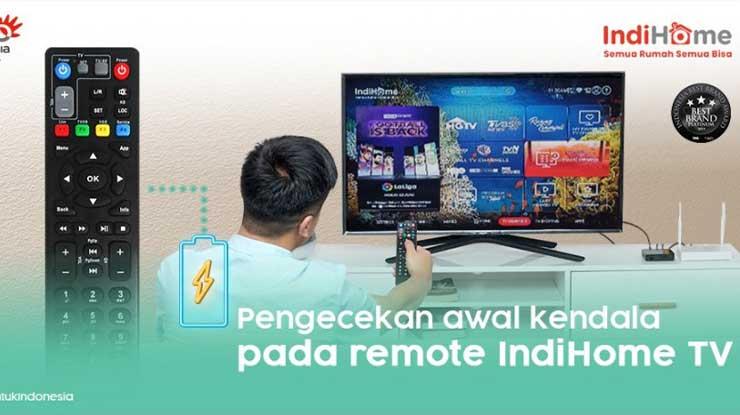 Penyebab Remote TV Indihome Tidak Berfungsi