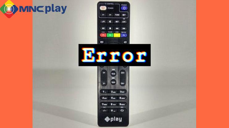 Remote STB MNC Play Tidak Berfungsi