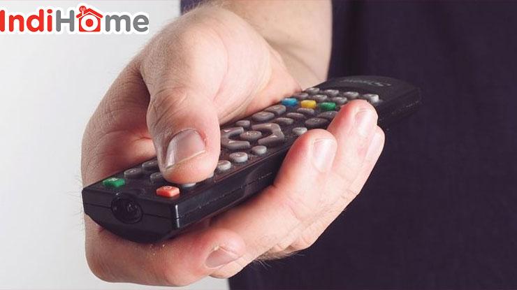 Remote TV Indihome Tidak Bisa Digunakan
